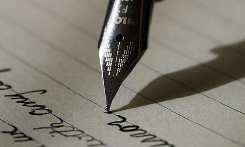 State Secretary Writes