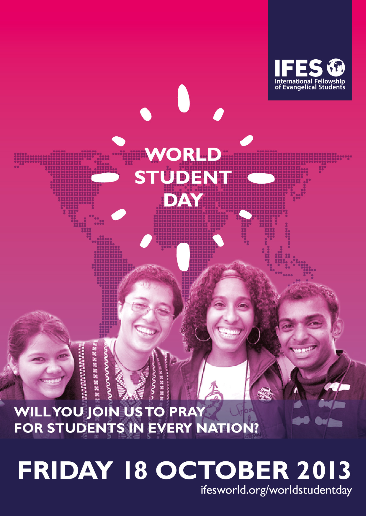 World Student Day – 18 Oct, 2013