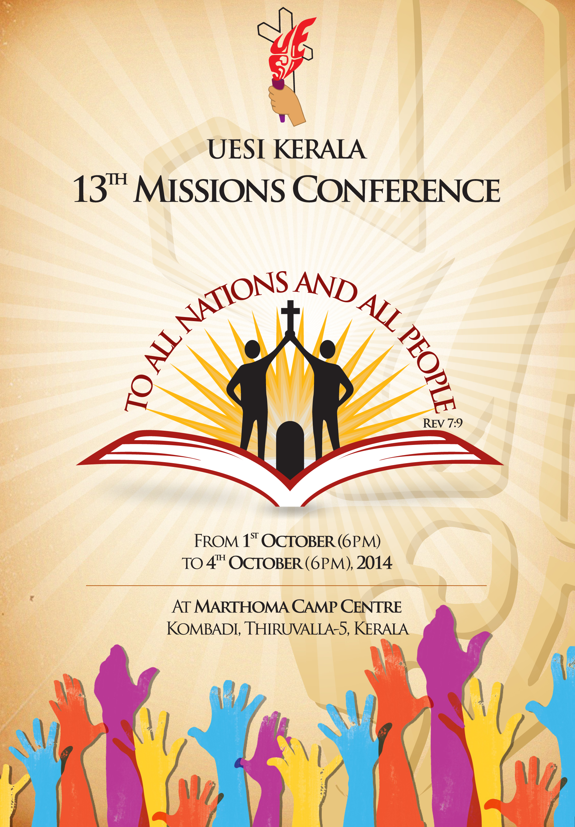 13th, Mission Conference